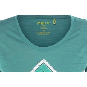 Meru Enköping SS Shirt Dame turkish tile